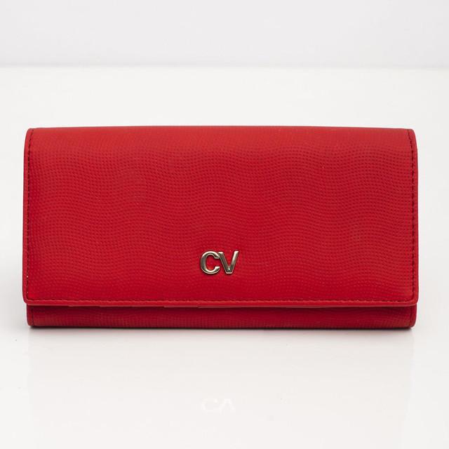 Peněženka - koženková Cavaldi, červená