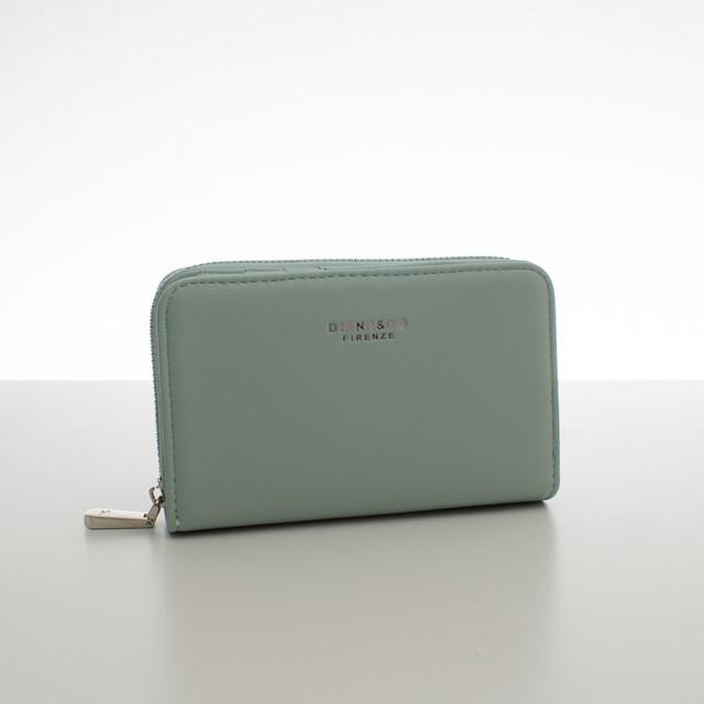 Peněženka - do kabelky elegantní Diana, bledemodrá