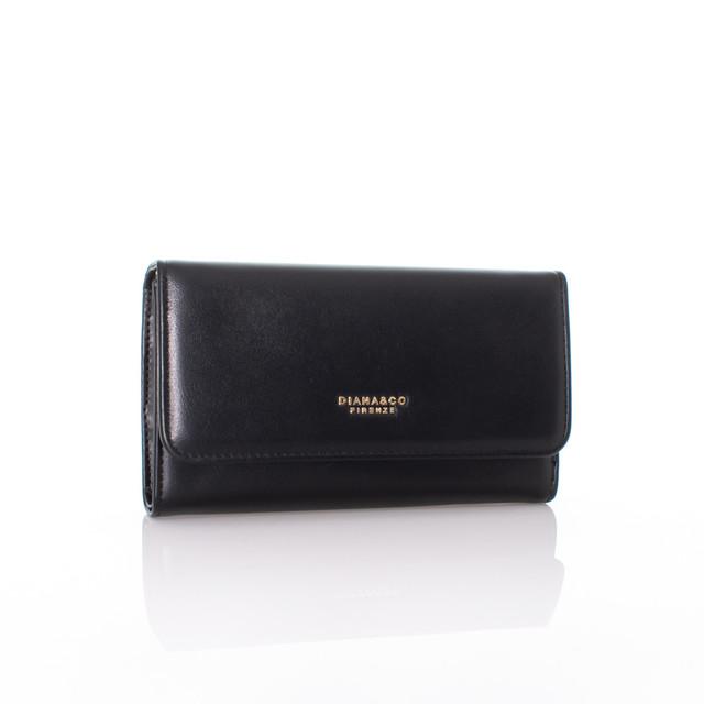 Peněženka - podzim Diana koženková černá