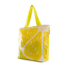 Taška - ovocná plážová limentka, žlutá