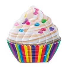 Nafukovačka - cupcake koláček barevný