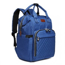 Batoh - kojenecký pro maminky, modrý