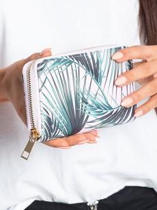 Peněženka - palmová růžová
