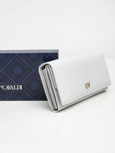 Peněženka - koženková Cavaldi, bledě modrá