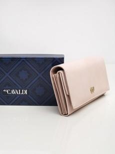 Peněženka - koženková Cavaldi, růžová