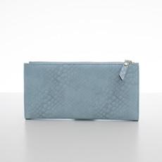 Peněženka - dámská Milano design koženková, modrá