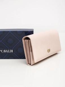 Peněženka - elegantní Cavaldi koženková růžová
