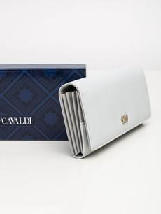 Peněženka - elegantní Cavaldi koženková modrá