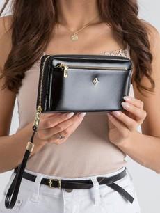 Peněženka - na ruku Milano design černá