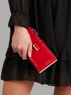 Peněženka - Milano design elegantní, červená