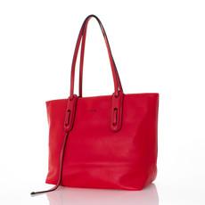 Kabelka - velká Gallantry Paris na rameno červená