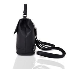 Batoh - Cecilia koženkový černý
